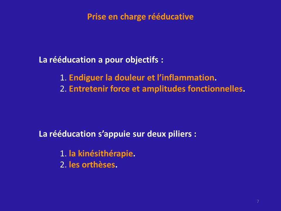 Rééducation arthrose des doigts - Denis GERLAC