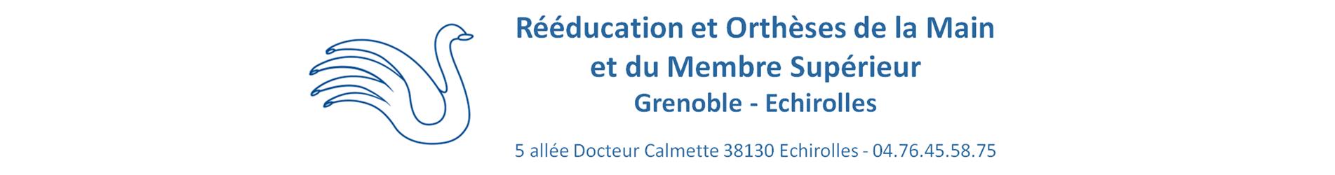 Denis GERLAC - Rééducation et Orthèse de la Main et du Membre Supérieur Grenoble - Echirolles